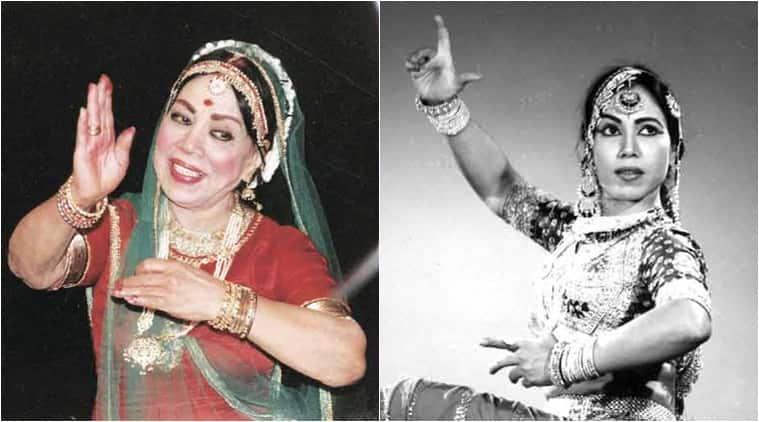 sitara devi, google doodle sitara devi, sitara devi kathak dancer, who is sitara devi, sitara devi information, sitara devi life, sitara devi death, sitara devi kathak dance, google doodle on sitara devi, indian express, indian express news