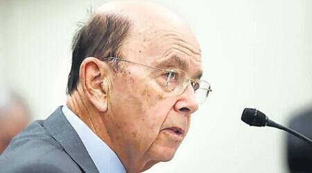 US slaps anti-dumping duty, polyester staple fiber from China, India, stainless steel flangs, US Commerce Secretary Wilbur Ross, US cusoms, world news