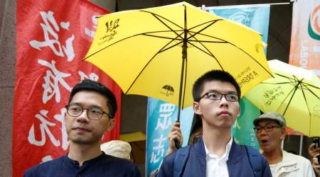 Some 2.1 million voters are eligible to cast ballots for three Legislative Council seats, which saw turnout of around 15 percent by early afternoon.