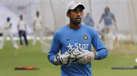 India vs England: More pain as injury keeps Wriddhiman Saha out