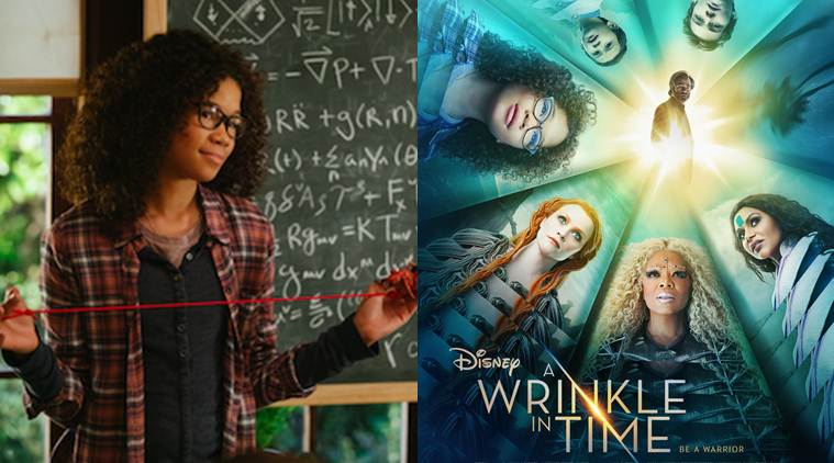 Reese witherspoon and oprah winfrey star in a wrinkle in time