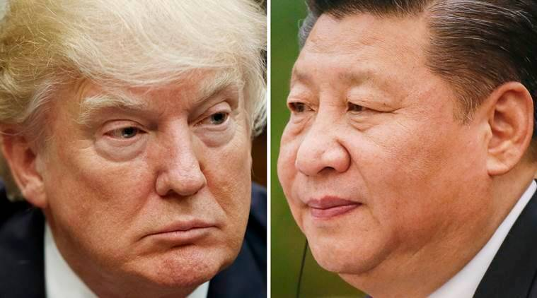 donald trump, china, north korea, xi jinping, kim jong un, united states, world news, indian express