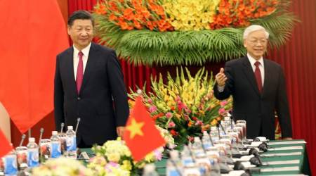 Chinese President Xi Jinping makes state visit to Vietnam