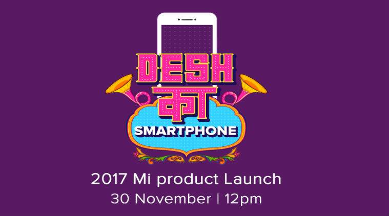 Xiaomi 'Desh ka Smartphone Redmi 5A launch, price and specifications