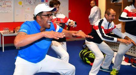 Yannick Noah's French Davis Cup men dispel 'losing culture'