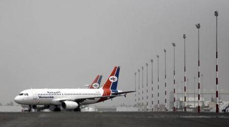 Yemeni airline says not resumed commercial flights after blockade