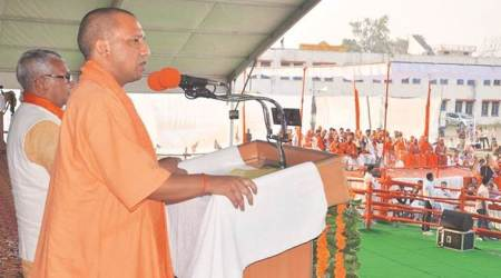 Yogi Adityanath govt's carrots are few, it's the stick that's seen and heard