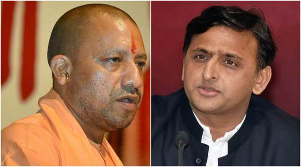 Yogi Adityanath, Akhilesh Yadav, Samajwadi Party, Uttar Pradesh opposition, UP government, BJP, indian express