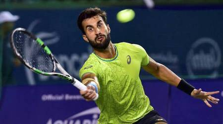 Yuki Bhambri makes winning start at Bengaluru Open