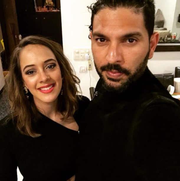 Zaheer Khan marries Sagarika Ghatge at cocktail