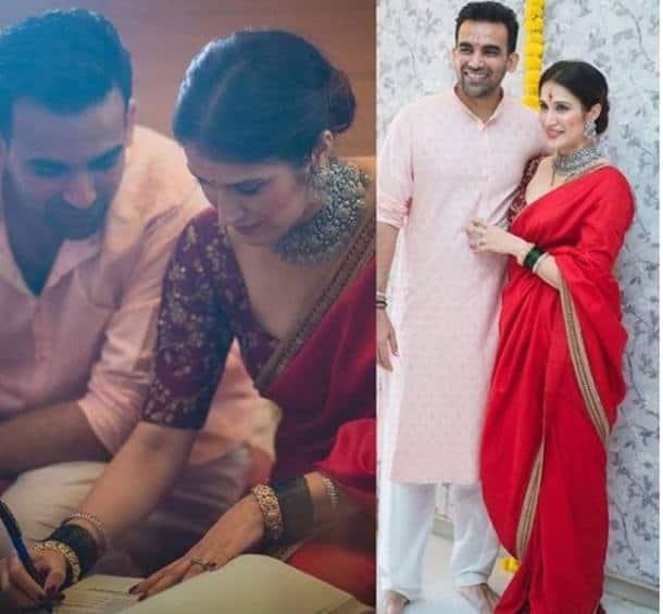 Zaheer Khan Marriage Videos PHOTOS: Zaheer Khan we...