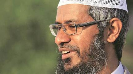 Interpol has cancelled red corner notice on Zakir Naik: Islamic preacher's spokesperson