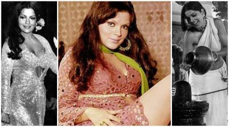 Zeenat Aman: Happy birthday to one of the sexiest, boldest and chicest leading ladies to ever grace Hindicinema