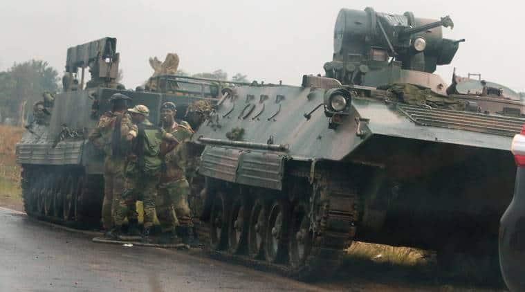 Zimbabwe, Robert Mugabe, zimbabwe military, zimbabwe politics, zimbabwe army commander, Constantino Chiwenga, Emmerson Mnangagwa