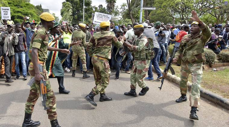 Zimbabwe coup, Robert Mugabe, Zimbabwe, Mugabe, military coup, Zimbabwe news, world news