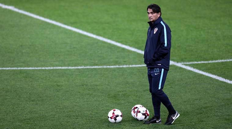 Croatia to give coach Zlatko Dalic new contract for 2018 World Cup
