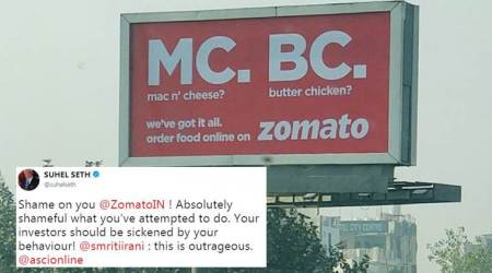 Zomato apologises after latest 'MC BC' ad goes viral, generating mixed reactions