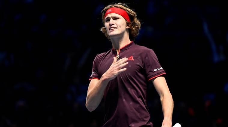 Alexander Zverev, Marin Cilic, ATP Finals, Roger Federer, tennis, sports news, indian express