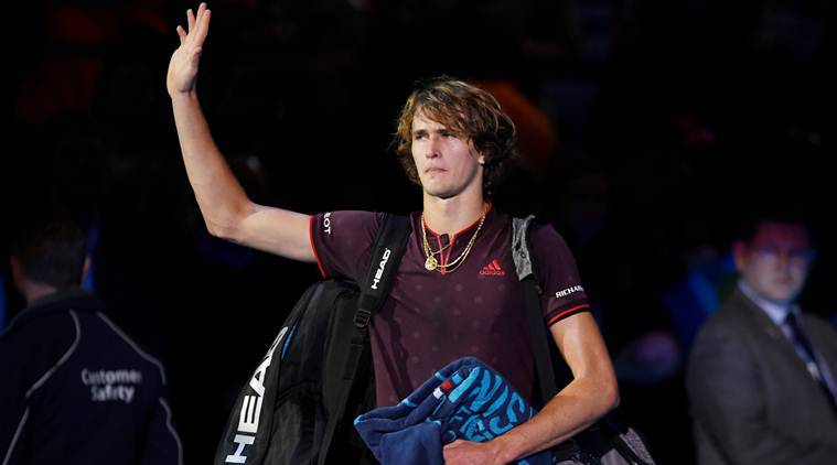 alexander zverev against roger federer at atp final
