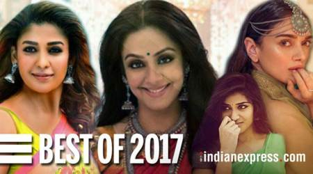 10 Kollywood actresses who wowed us in 2017: Nayanthara, Jyothika & Andrea find place in thelist