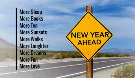 Happy New Year 2018: 12 inspiring quotes for the 12 months of2018