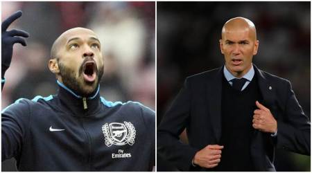 Thierry Henry comes out in support of Zinedine Zidane after El Clasico blunder