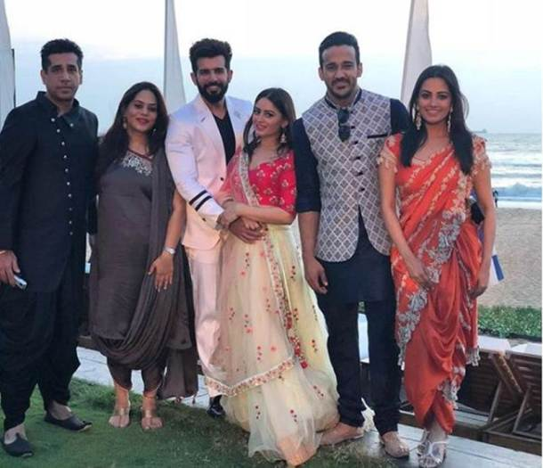 photos of bharti singh wedding guests