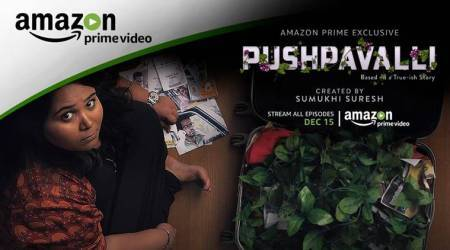 Pushpavalli review: Sumukhi Suresh's attempt at telling a stalker's tale leaves you with a bittersweetaftertaste