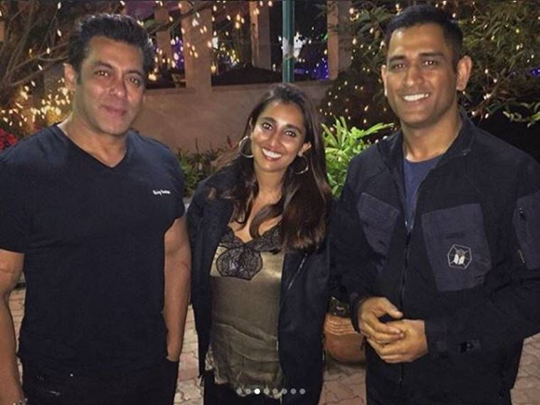 salman khan birthday party