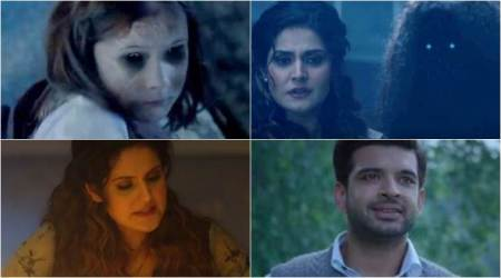 1921 movie review: The Zareen Khan and Karan Kundrra starrer offers more laughs thanscares