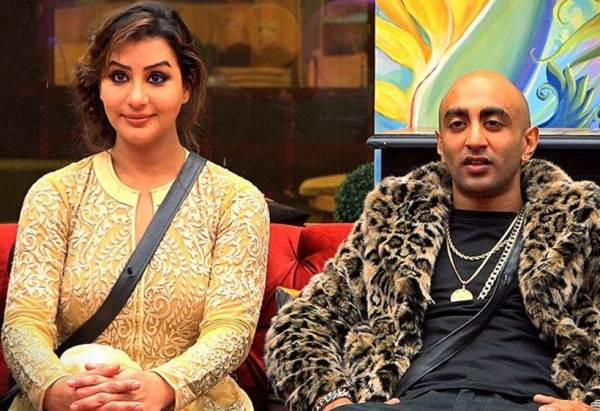 bigg boss 11 shilpa shinde and akash dadlani