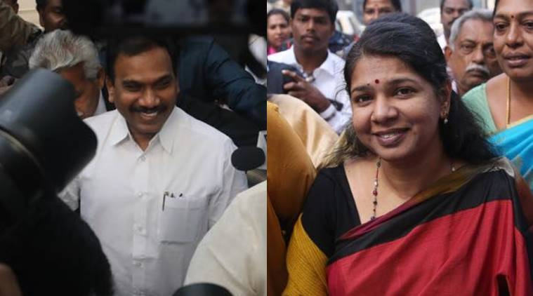 2G case verdict: CBI court acquits A Raja, Kanimozhi and all other accused