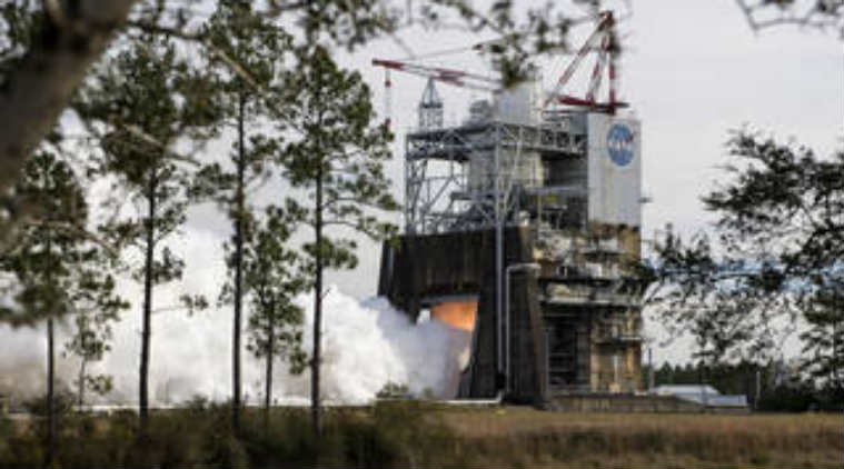 NASA, 3D printing technology, Space Launch System, pogo accumulator, NASA RS-25 engine, 3D printed components, liquid oxygen, Marshall Space Flight Center, heavy-lift rocket