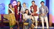 Sharmila Tagore, Saif Ali Khan and Kareena Kapoor attend Soha Ali Khan's book launch