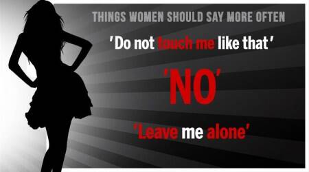 feminism, sexual harassment, things women should say, words women should use, statements women should use more, viral twitter thread of what women should say, indian express, indian express news