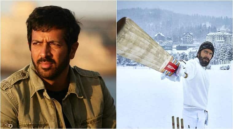 Ranveer Singh will portray the role of Kapil Dev in 83
