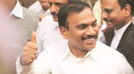 A Raja remarks against Tamil Nadu CM
