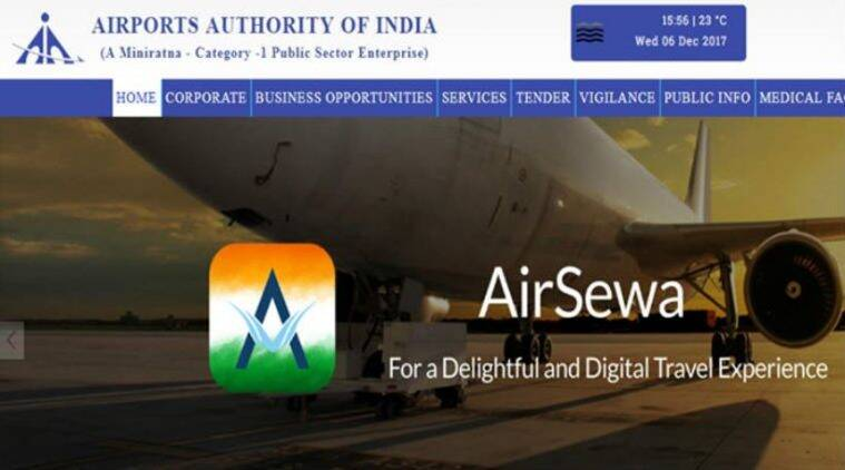 AAI fake recruitment, AAI recruitment 2018, AAI GATE recruitment 2018, airport job