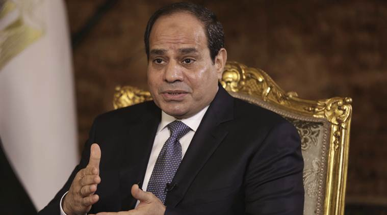 Amnesty says Egypt detained 113 in 2018 for their views