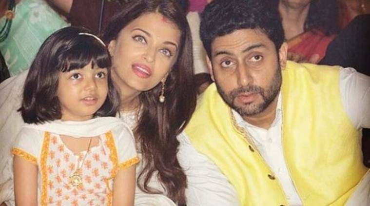 Abhishek Bachchan gives witty reply to troll over his daughter's schooling