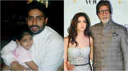 Abhishek Bachchan's adorable post on Navya Naveli's birthday just cannot be missed, see photo