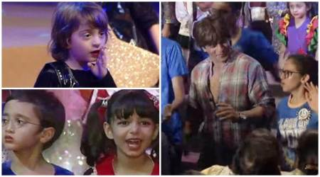 Watch: When AbRam, Aaradhya Bachchan, Azad Rao Khan left their star parents proud on stage