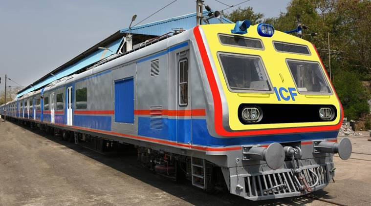 India's first AC local to enter service tomorrow in Mumbai ...