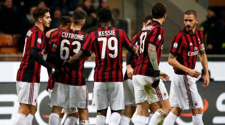 Serie A: AC Milan crisis deepens with 3-0 defeat at Verona