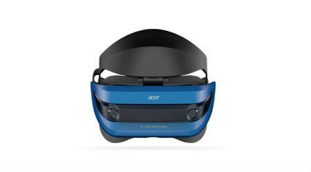 Acer's Windows Mixed Reality headset launched in India