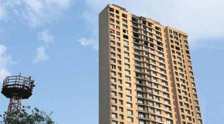 What is the Adarsh scam?