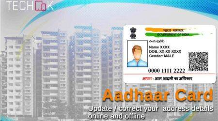 Aadhaar Card: Here's how to change your address, contact details