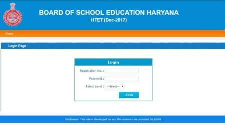 HTET admit card 2017: 7 things you need to know