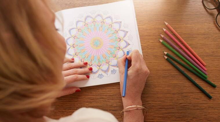 Adult Colouring Book How To De Stress Postive Effects Of Ways