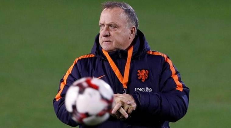 Dick Advocaat to coach Sparta Rotterdam